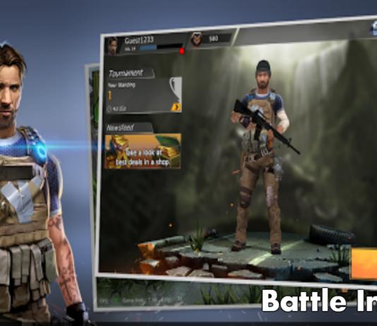 Battle Instinct APK Disponível para Android