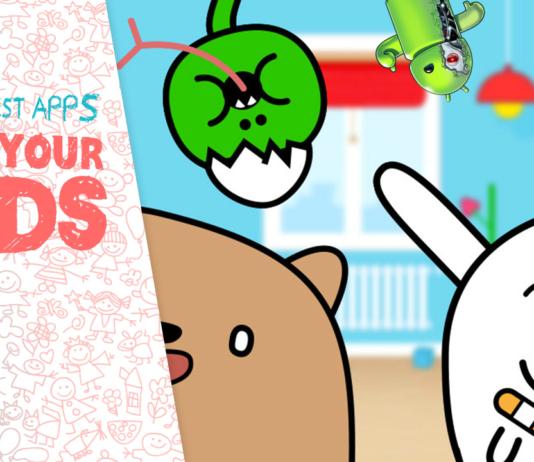 Hora da diversão: 5 apps perfeitos para crianças