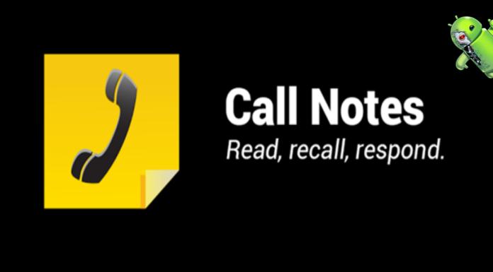 Call Notes Pro v8.0.13 APK GRÁTIS