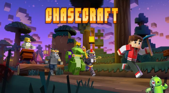 Chaseсraft Disponível para Android