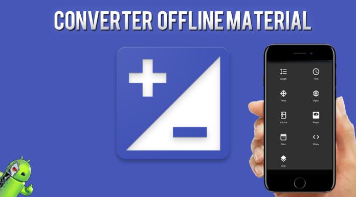Converter - Offline Material Unit Measurements v11.7.2018 APK GRÁTIS