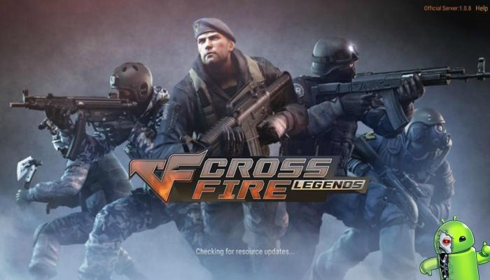 Crossfire:legends