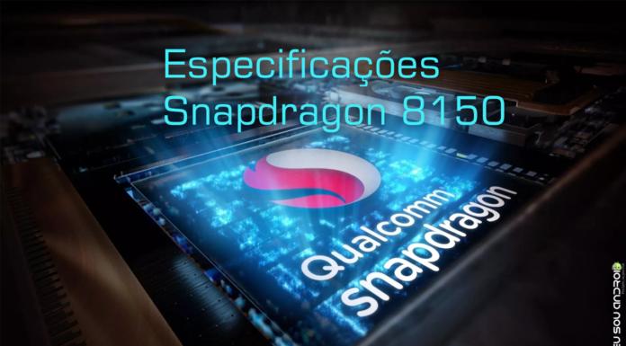 Especificações do Snapdragon 8150 Aparecem no Twitter capa 1