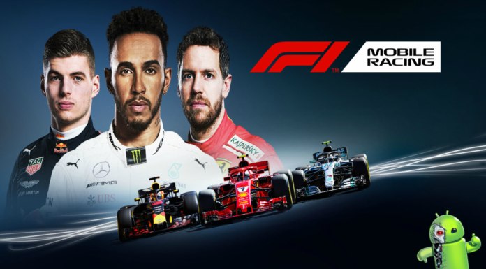 F1 Mobile Racing Disponível para Android