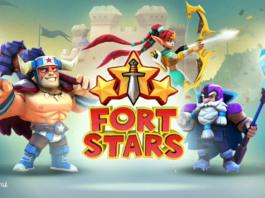 Fort Stars Disponível para Android
