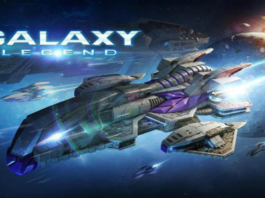 Galaxy Legend Disponível para Android