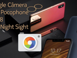 Google Câmera com visão noturna para Xiaomi Mi 8 e Pocophone F1 capa 1