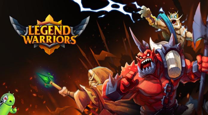 Legend Heroes: Epic Battle Disponível para Android