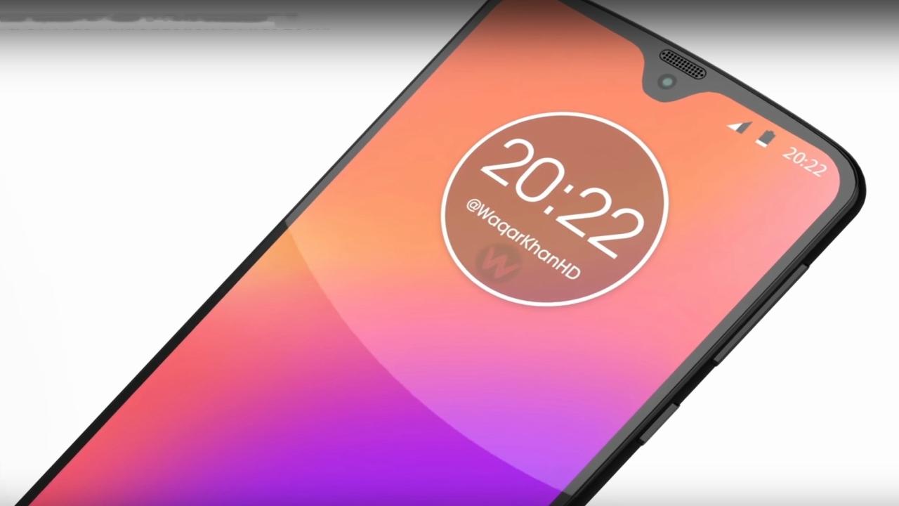 Moto G7 Power Poderá ter uma bateria de 5.000 mAh