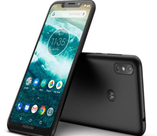 Motorola One Power começa a receber o Android 9.0 Pie