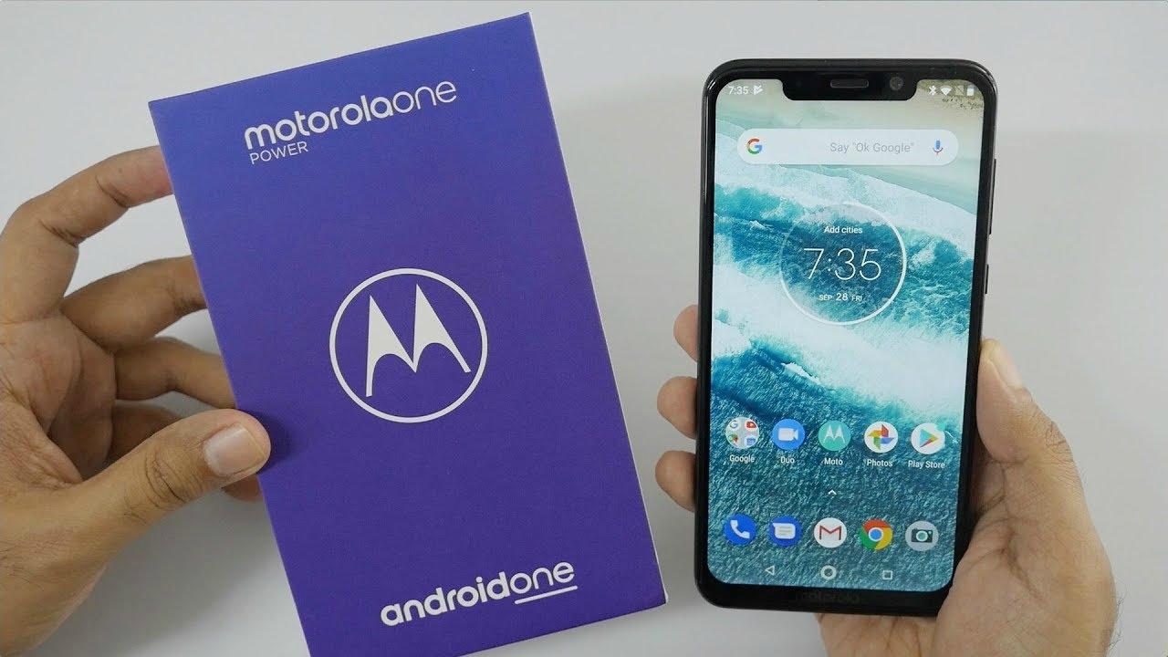 Motorola One Power em breve terá Android 9 Pie, diz Geekbench