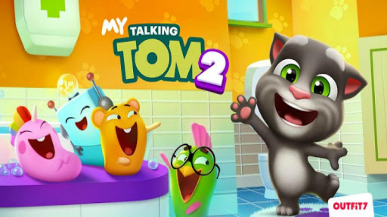 My Talking Tom 2 Disponível para Android