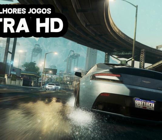 Os Melhores Jogos com GRÁFICOS ULTRA HD Para Android 2018