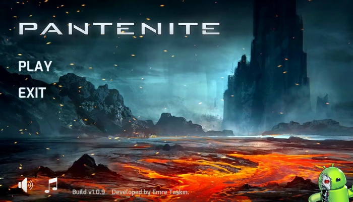 Pantenite Space Mining