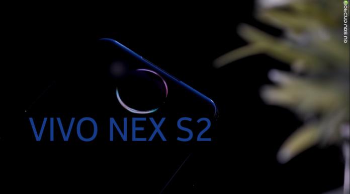 Provável Vivo NEX S2 aparece em vídeo no YouTube
