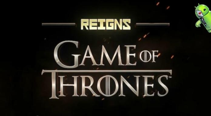 Reigns: Game of Thrones v1.09 APK GRÁTIS