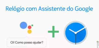 Relógio do Google Agora Tem Integração com Rotinas da Assistente capa 1