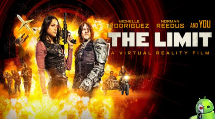Robert Rodriguez's THE LIMIT Disponível para Android