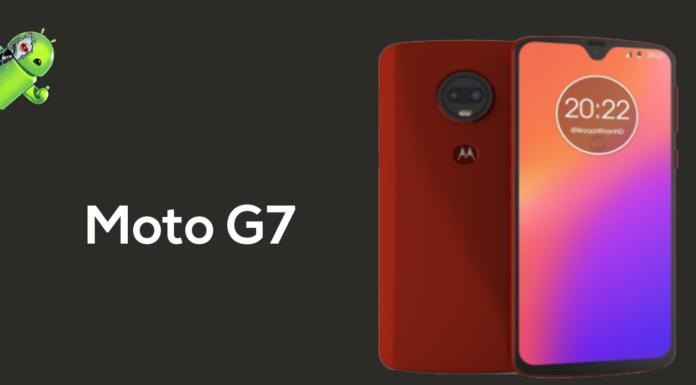 Motorola Moto G7 Aparece no FCC