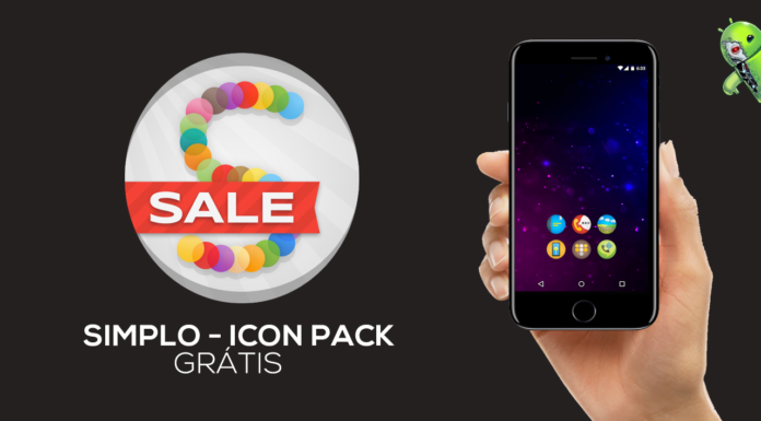 Simplo - Icon Pack v3.6 APK GRÁTIS