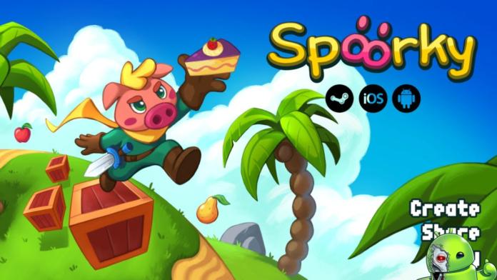 Spoorky Disponível para Android