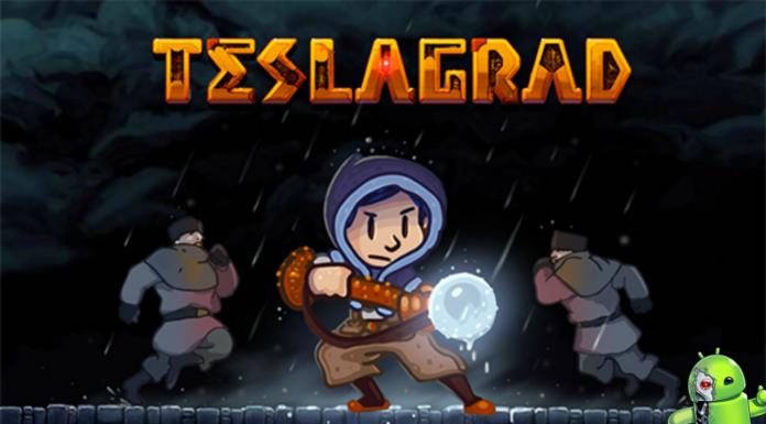 Teslagrad Disponível para Android
