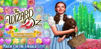 The Wizard of Oz Magic Match 3 v1.0.3562 MOD APK