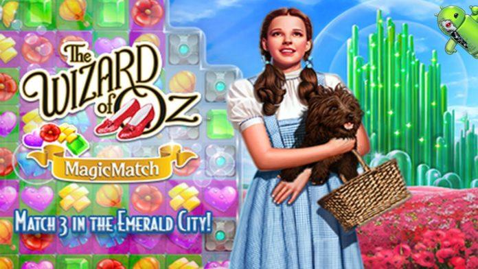 The Wizard of Oz Magic Match 3 v1.0.3562 MOD APK