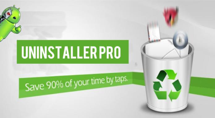 Uninstaller Pro v1.4 APK GRÁTIS