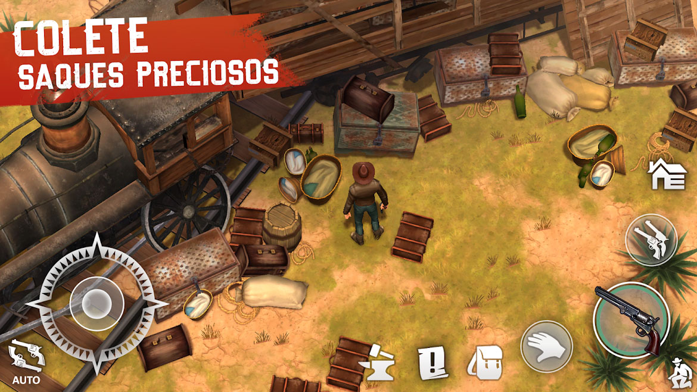 Westland Survival Um Jogo no Estilo Red Dead Redemption 2 para Android 1