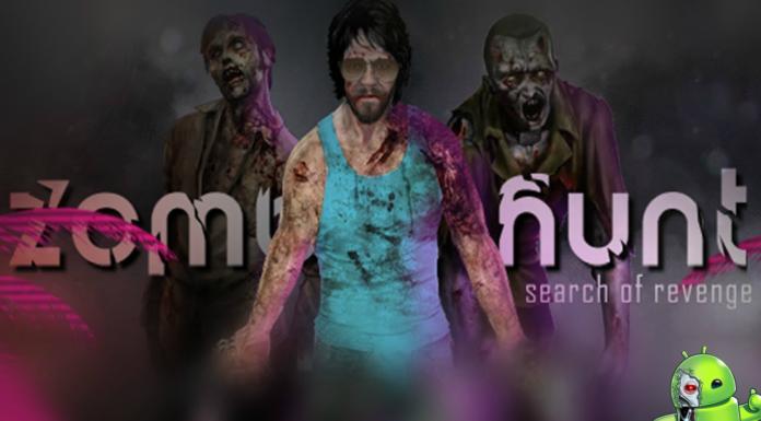 Zombie Hunt SR Disponível para Android