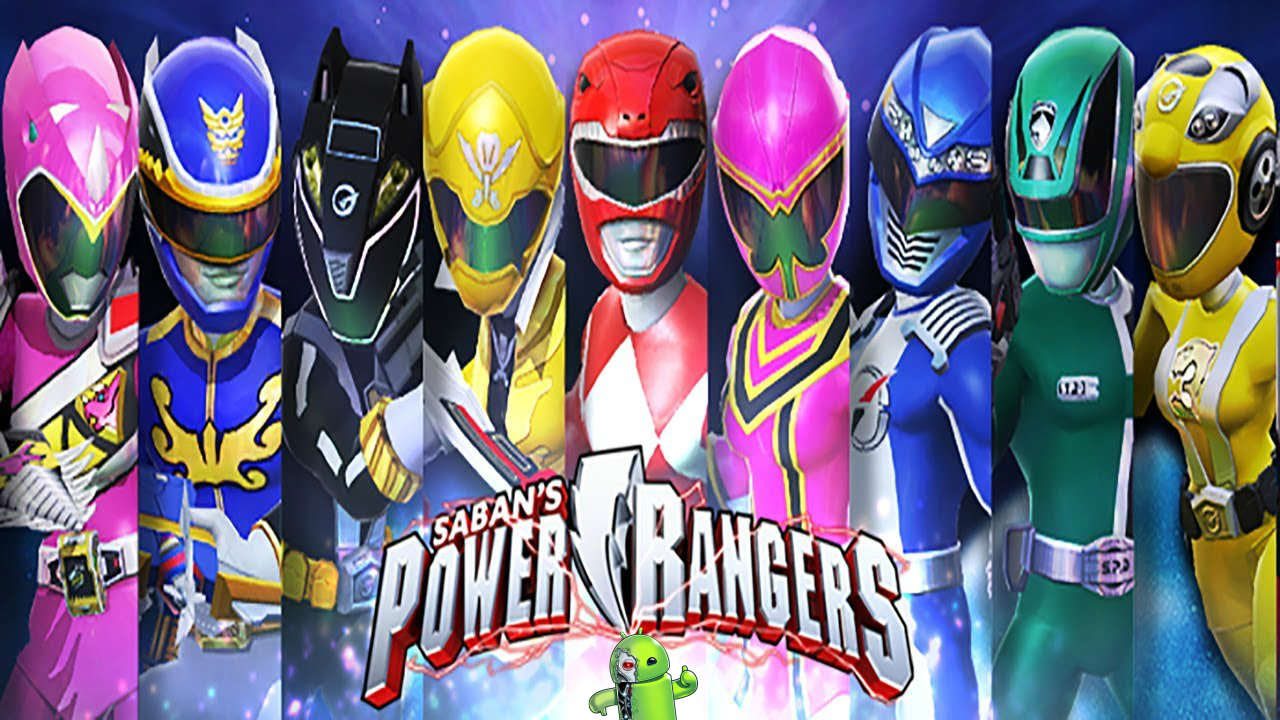 Power Rangers Samurai Defense – Бесплатная игра …
