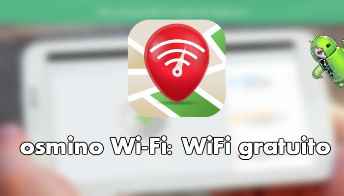 osmino Wi-Fi: Wi-Fi gratuito