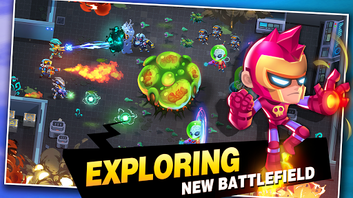 Agente de alienígenas: Star Battlelands
