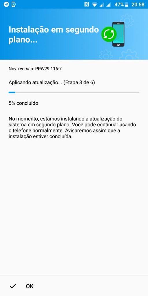 Baixe e Instale o Android Pie Beta Para Moto G6 Agora!
