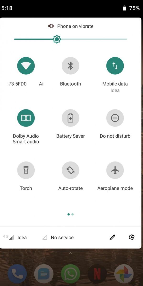 Android Pie para Moto G6 Beta é Liberado! (2)