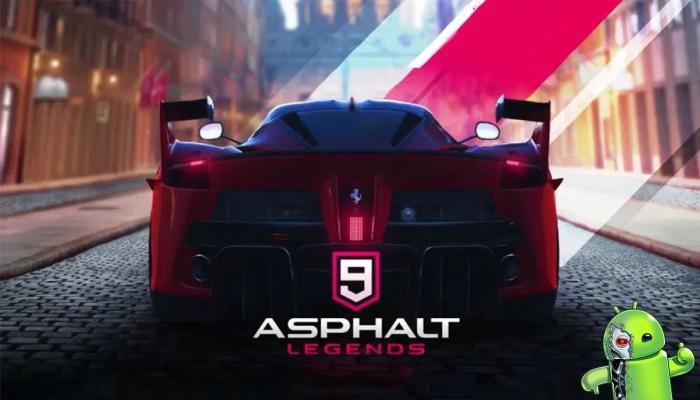Asphalt 9: Legends - Melhor jogo de corrida arcade