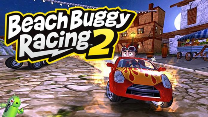 Beach Buggy Racing 2 Disponível para Android