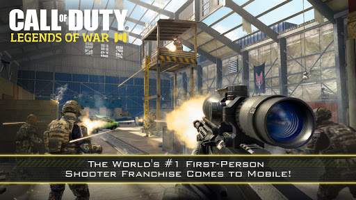 Call of Duty chegou para Android