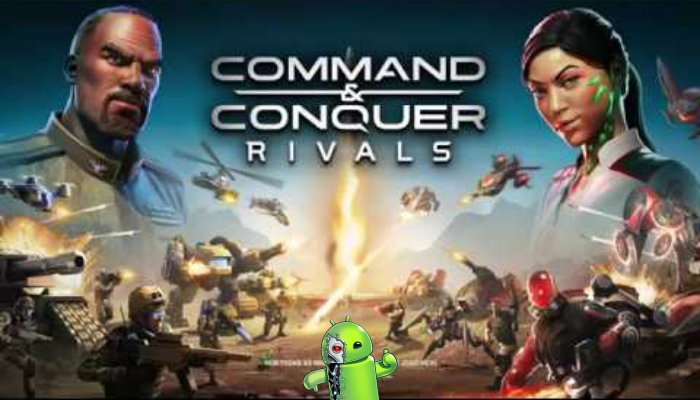 Command & Conquer™: Rivals JxJ