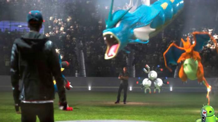 Como vai funcionar o modo PVP no Pokémon Go