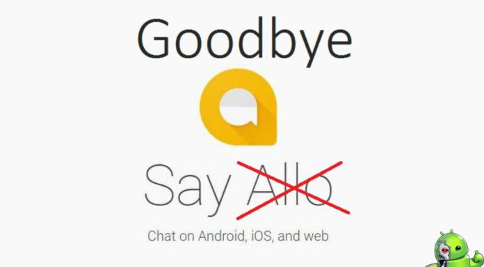 Confirmado! Google Allo será encerrado em março