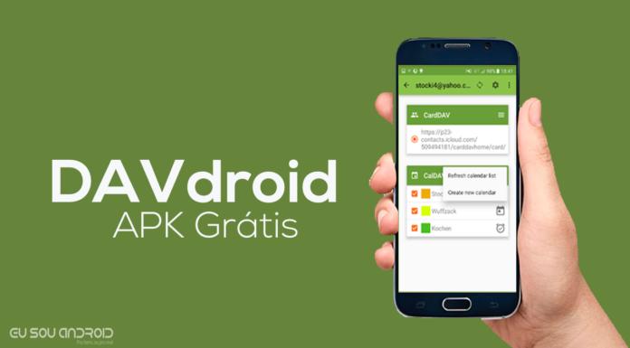 DAVdroid – CalDAV/CardDAV Synchronization v2.0.6-gplay APK GRÁTIS