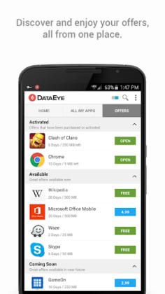 DataEye | Economize internet