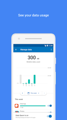 Datally: data saving app by Google