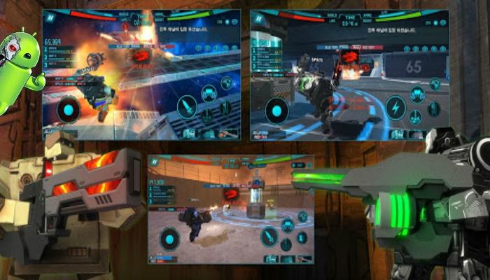 Esquadrão de Fluxo M: Arena de Batalha