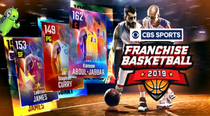 Franchise Basketball 2019 Disponível para Android