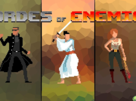 Hordes of Enemies Disponível para Android