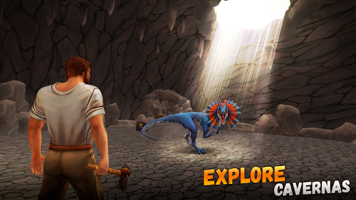 Jurassic Survival Island 2: Dinosaurs & Craft