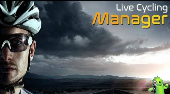 Live Cycling Manager Disponível para Android